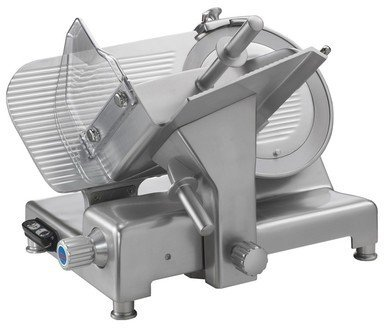 Sirman Galileo350 TOP 14 in. Blade Stainless Steel Belt Driven Slicer