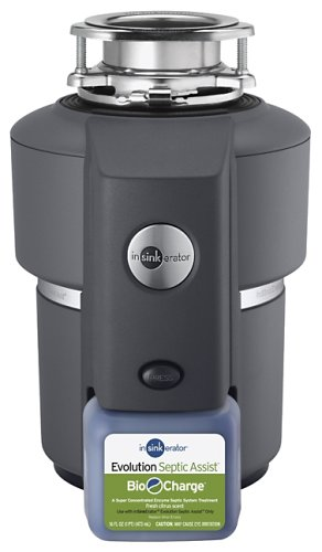 InSinkErator Evolution Septic Assist 3/4 HP Household Garbage Disposer $199.99