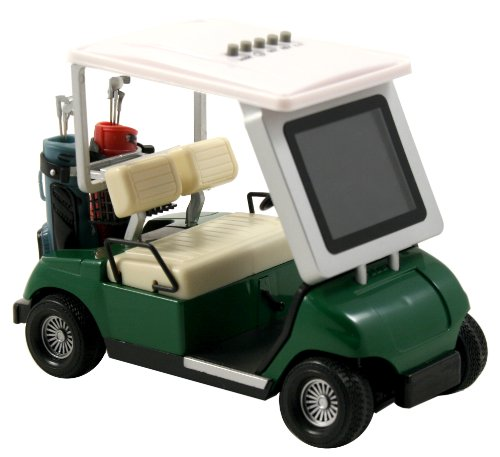 ProActive Golf Cart Digital Photo Frame (Green) at Amazon.com
