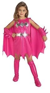 DC Comics Pink Batgirl Child's Costume (Size Small)