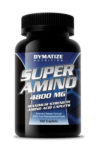 Dymatize Nutrition Super Amino, 160-Count