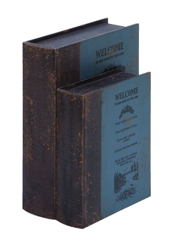Welcome Guest Book Boxes front-665230