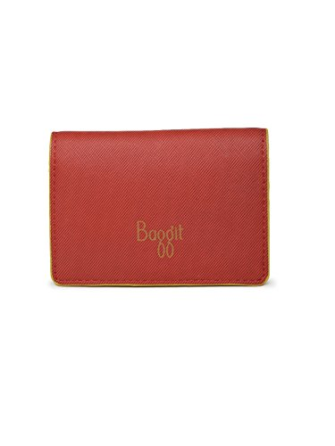 Baggit Cch Charms Andrew Tomato Women's Wallet (8903414559527)