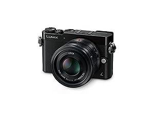 Panasonic DMC-GM5LEB-K Compact System Camera - Black (LEICA DG SUMMILUX 15mm Lens)