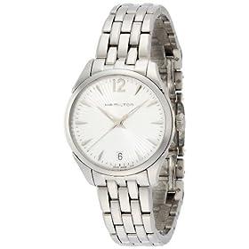[ハミルトン]HAMILTON 腕時計 Jazzmaster Lady 30㎜(ジャズマスター レディ 30mm) H42211155 レディース 【正規輸入品】
