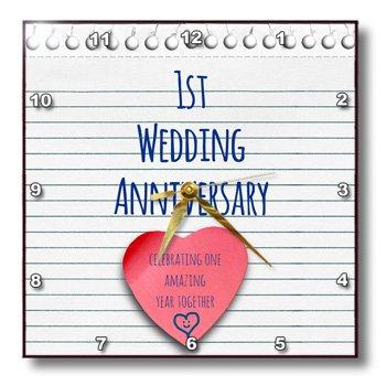 1 Wedding Anniversary