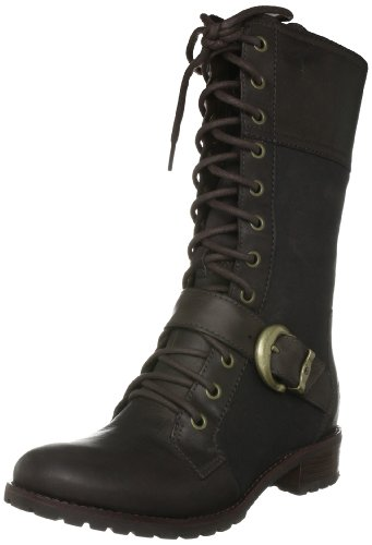 Timberland Women's Bethel Buckle Mid Lace Boot
