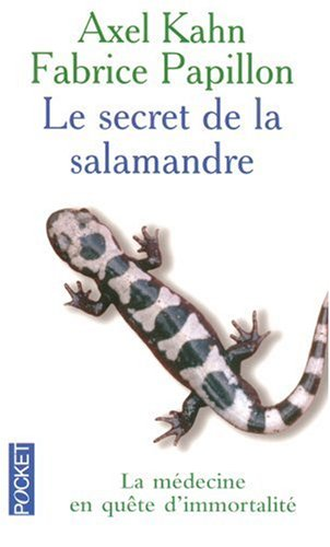 livre le secret de la salamandre la m decine en qu te d 39 immortalit. Black Bedroom Furniture Sets. Home Design Ideas
