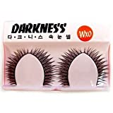 Darkness False Eyelashes WXO