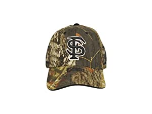 NCAA Florida State Seminoles EVOCAP Holds Eyewear in Place, Camo Color Cap by J-BREM