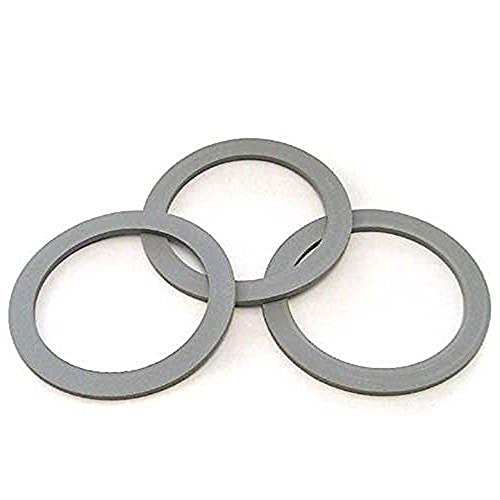 Blender Parts & Replacement Replacement Rubber Sealing Gasket O Ring Seal For Oster Blender, 3 PACK, NEW (Small Stacking Washer And Dryer compare prices)