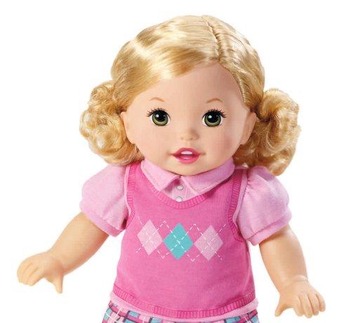 Juguetes relacionados con Little Mommy Sweet As Me Escuelas Doll frío