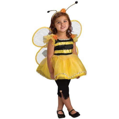 Lil' Bee Costume - Small front-516120