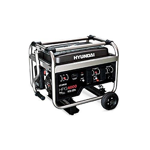 Hyundai 6,500 Watt Professional Portable Generator MegaDeal B00P5J1MGW