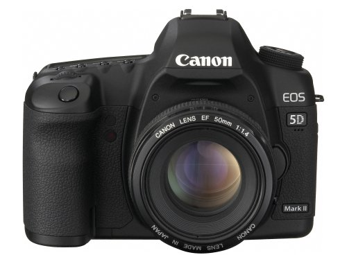 Canon EOS 5D Mark II (Body Only) is the Best Canon Digital Camera Overall