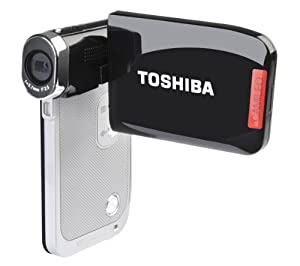 TOSHIBA P25 High Definition camcorder - black + 3 YEARS WARRANTY