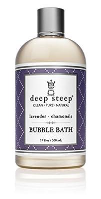Deep Steep Classic Bubble Bath