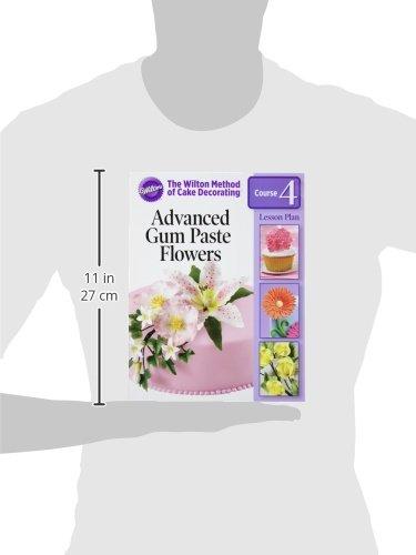 Wilton Cake Decorating Lesson Plan - Gum Paste Flowers ...
