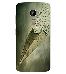 ColourCraft Creative Image Design Back Case Cover for LeEco Le 2 Pro