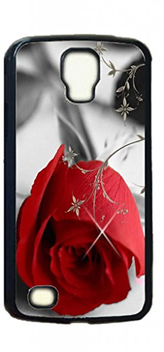 HeartCase Hard Case for Samsung Galaxy S4 Active (i9295 S4 Water Resistant Version) ( Romantic Rose Flower )
