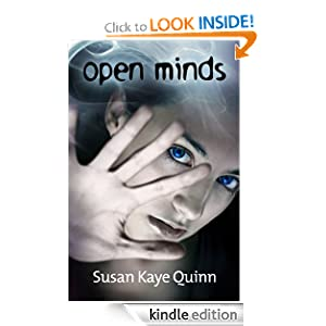 Open Minds (Book One of the Mindjack Trilogy)