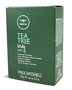 Paul Mitchell Tea Tree Body Bar Soap 5.3 oz. / 150 G