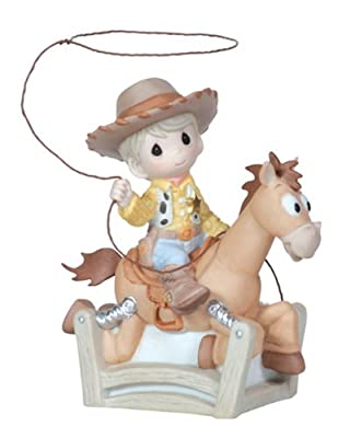 Precious Moments Disney Show Case Collection Collectible Figurine, Ride Like The Wind Bullseye