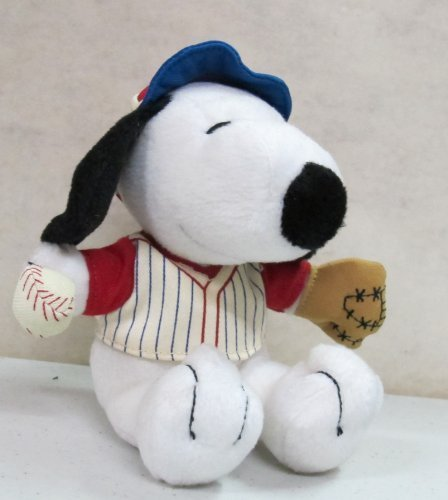 metlife-snoopy-6-plush-dog-in-baseball-uniform-by-the-marketing-store