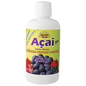 Dynamic Health - Acai Juice Plus, 32 fl oz liquid