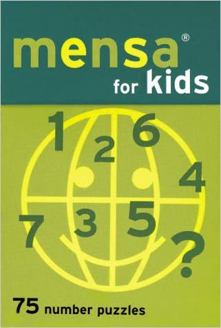Mensa for Kids: 75 Number Puzzles