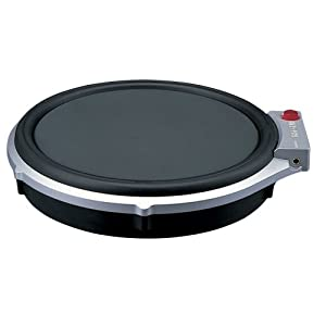 yamaha tp120 sd electronic snare drum pad 3 zone amazon
