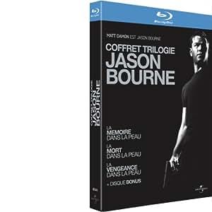 Coffret Jason Bourne - la trilogie [Blu-ray]