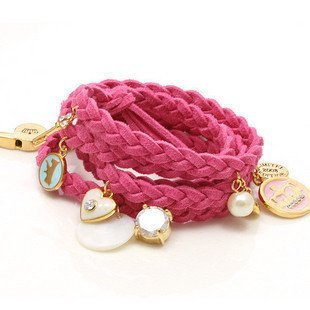 niceEshop(TM) Fashion Leather Woven Bracelet