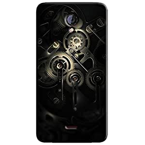 END OF COMFORT ZONE BACK COVER FOR MICROMAX UNITE 2