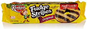 Amazon.com: Keebler Fudge Stripes Cookies, 11.5 Oz: Prime Pantry