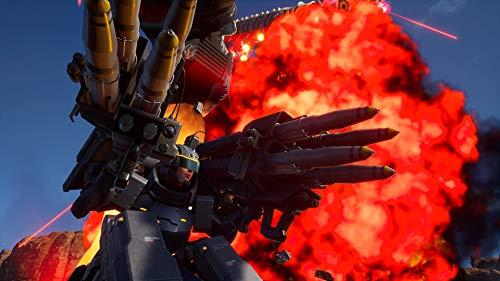 EARTH DEFENSE FORCE:IRON RAIN ゲーム画面スクリーンショット4