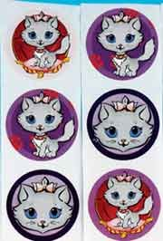 Kittens/Cats Stickers (100/ROLL) - Buy Kittens/Cats Stickers (100/ROLL) - Purchase Kittens/Cats Stickers (100/ROLL) (Toy Connections, Toys & Games,Categories,Arts & Crafts,Stamps & Stickers)