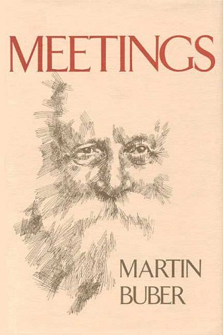 Pointing the way collected essays by martin buber