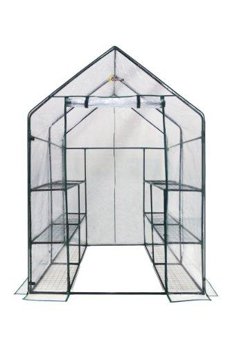 Ogrow Deluxe Walk-In 6 Tier 12 Shelf Portable Greenhouse primary