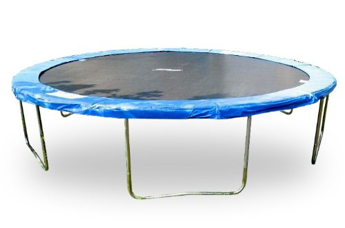 physionics tpl14 trampolin 427 cm durchmesser mit randabdeckung fittnes. Black Bedroom Furniture Sets. Home Design Ideas