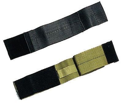 Rothco G.I. Style Commando Nylon Watchband, Black, O/S