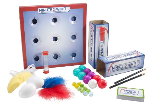 Minute To Win It Board Game