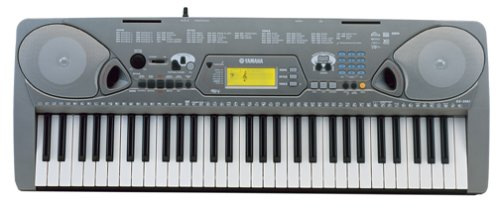 Yamaha Ez-250I Portatone Lighted Musical Keyboard