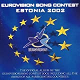 Various Artists Eurovision Song Contest Estonia 2002