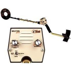 Tesoro Silver uMax Metal Detector