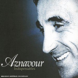 Coffret Collector : Indispensables Charles Aznavour  (inclus 4 CD et 1 DVD) - Copy control
