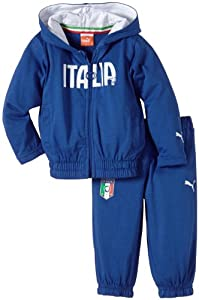PUMP FIGC Italia Babies' Jogging Top and Trousers blue Team Power Blue Size:68