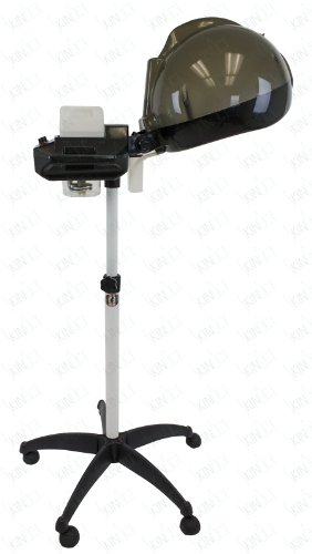 Deluxe Hair Steamer with Timer with ONE YEAR WARRANTY By Skin Act (Hairs Steamer compare prices)