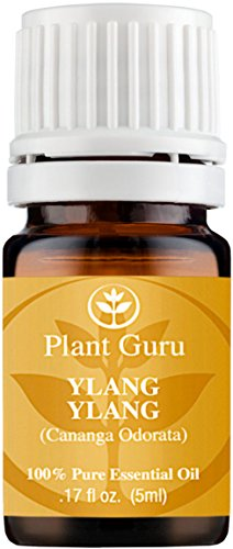 Ylang Ylang Essential Oil. 5 ml. 100% Pure, Undiluted, Therapeutic Grade. Sample Size