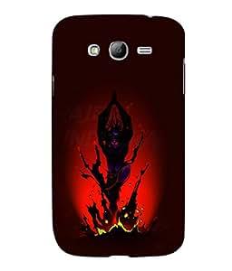 printtech Lord Shiva Tandava Back Case Cover for Samsung Galaxy Grand Neo Plus::Samsung Galaxy Grand Neo Plus i9060i